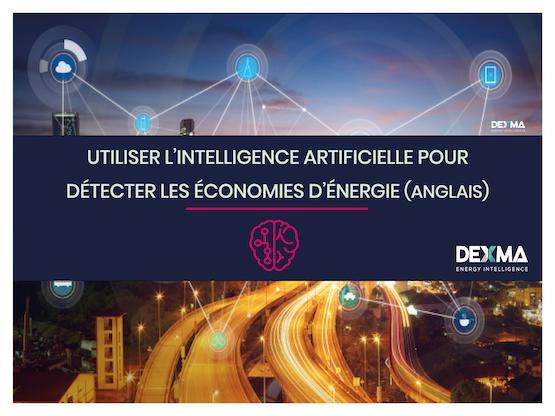 UTILISER L'INTELLIGENCE ARTIFICIELLE POUR DETECTER LES ECONOMIES D'ENERGIE