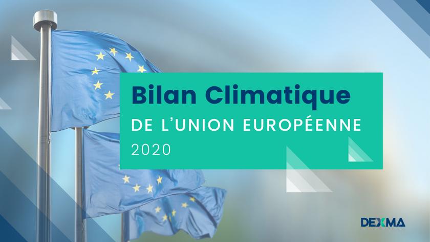 Énergie européenne - Le bilan climatique de l'UE pour 2020