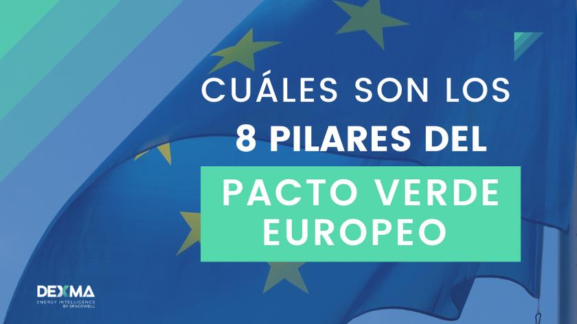 8 Pilares del Pacto verde - DEXMA