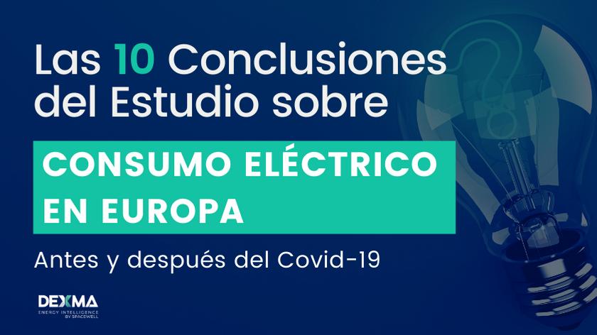 Estudio de consumo eléctrico 2020 vs 2019