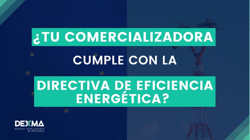 Directiva de Eficiencia Energética