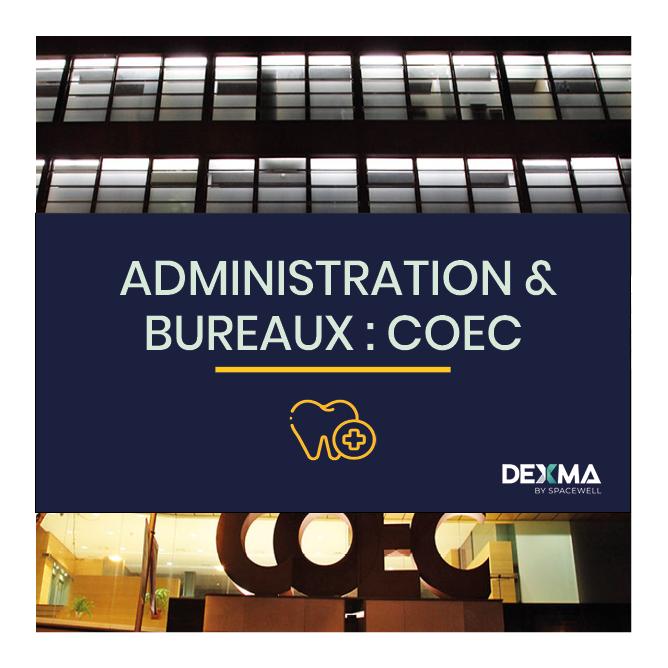 Efficacité Énergétique dans les Bureaux – COEC