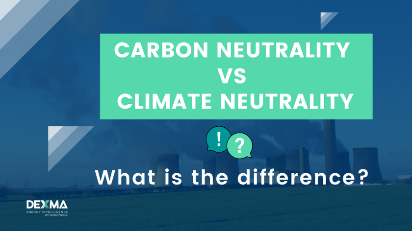 Difference between Carbon neutrality and climate neutrality