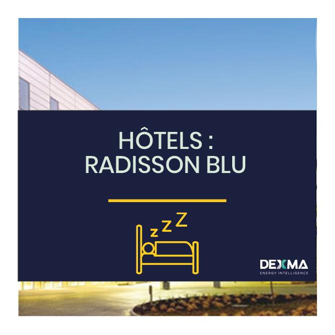 Gestion Énergétique dans les Hôtels – Radisson Blu