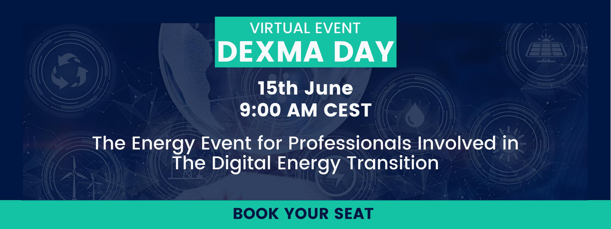 DEXMA Day 2021 Energy Efficiency Event