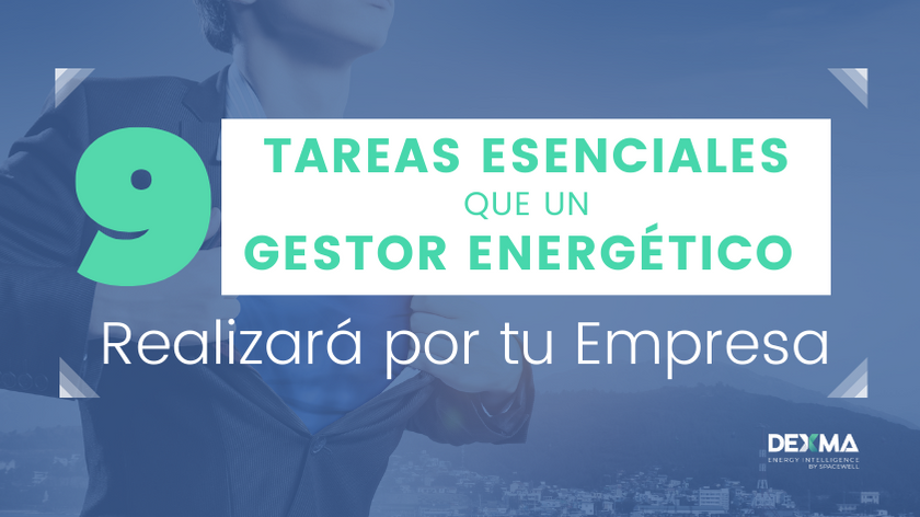 9 tasks a Energy Manager will do for your company