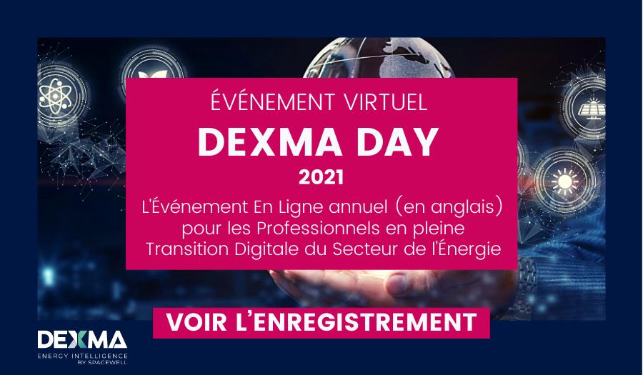 DEXMA Day - événement pour professionnels de l'énergie