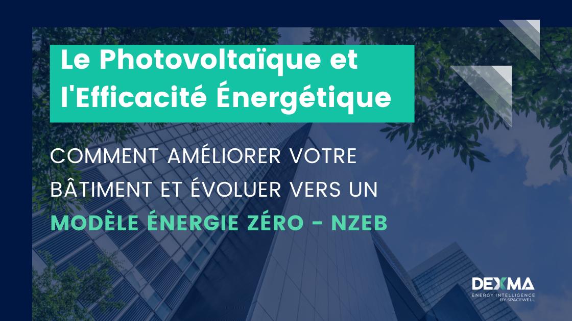 Photovoltaïque et NZEB