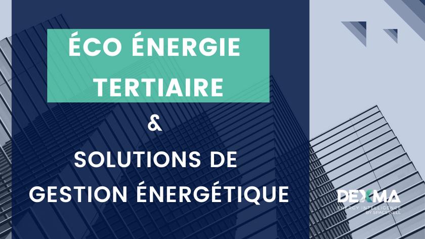 Obligation Éco Énergie Tertiaire & Logiciel de Gestion de l'Énergie Intelligent