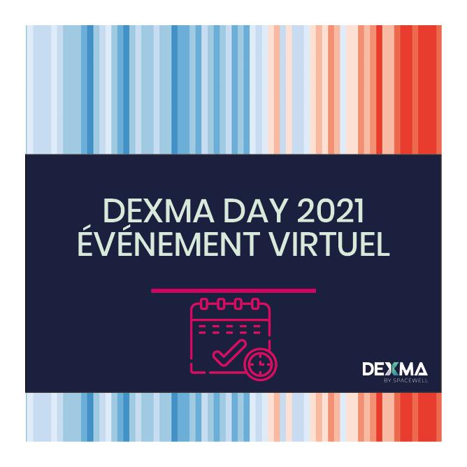 DEXMA Day 2021 Événement Online (en anglais)