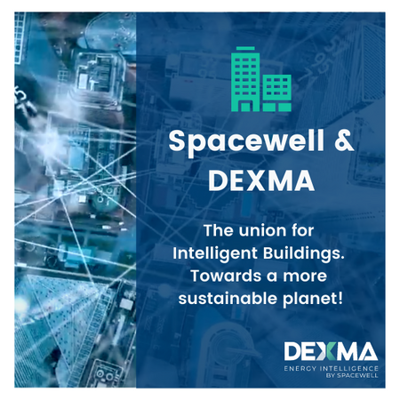 Spacewell & DEXMA: The union for Intelligent Buildings