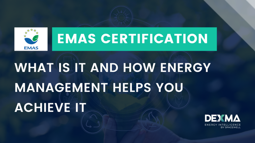 What is EMAS Environmental Certification and How does an EMS help you to get it?
